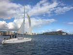 43 ft. Jeanneau Sailboats Sun Odyssey 43DS Sloop Boat Rental Hawaii Image 10