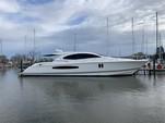 75 ft.  Lazzara LSX 75 Motor Yacht Boat Rental Washington DC Image 5
