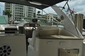 32 ft. Rinker Boats 300 Express Cruiser Cruiser Boat Rental Miami Image 8