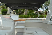 32 ft. Rinker Boats 300 Express Cruiser Cruiser Boat Rental Miami Image 4