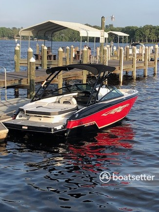 Rent a Monterey Boats bow rider in Jacksonville, FL near me