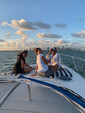 34 ft. Cranchi Zaffiro 34 Express Cruiser Boat Rental Miami Image 7