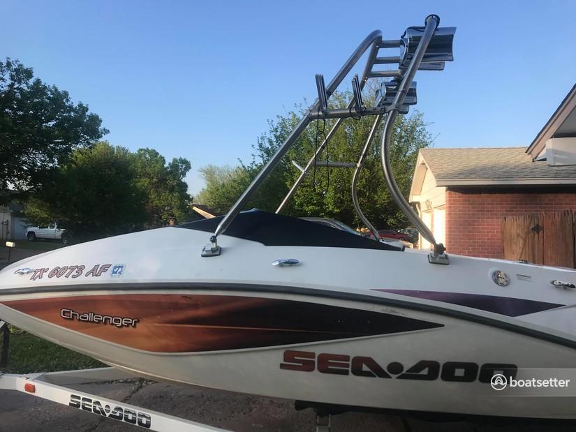 Rent a Sea-Doo jet boat in Edmond, OK near me
