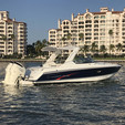 28 ft. Formula by Thunderbird F280 Sun Sport Cruiser Boat Rental Miami Image 3