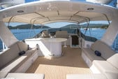 74 ft. Hatteras Yachts 74 Cockpit Motor Yacht Motor Yacht Boat Rental Miami Image 16