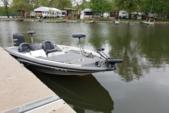 21 ft. Nitro by Tracker Marine 929 CDX SC w/225 Merc  Bass Boat Boat Rental Chicago Image 4