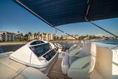 70 ft. Sunseeker Manhattan Motor Yacht Boat Rental Miami Image 4