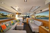70 ft. Sunseeker Manhattan Motor Yacht Boat Rental Miami Image 6