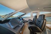 70 ft. Sunseeker Manhattan Motor Yacht Boat Rental Miami Image 9