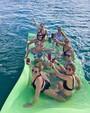 70 ft. Sunseeker Manhattan Motor Yacht Boat Rental Miami Image 15