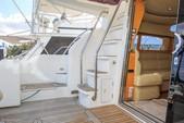 50 ft. Dyna 50' Flybridge Motor Yacht Boat Rental Miami Image 8