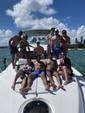 50 ft. Dyna 50' Flybridge Motor Yacht Boat Rental Miami Image 11