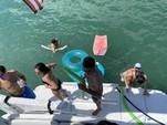 50 ft. Dyna 50' Flybridge Motor Yacht Boat Rental Miami Image 14