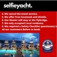 50 ft. Dyna 50' Flybridge Motor Yacht Boat Rental Miami Image 33