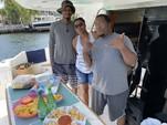 50 ft. Dyna 50' Flybridge Motor Yacht Boat Rental Miami Image 21
