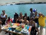50 ft. Dyna 50' Flybridge Motor Yacht Boat Rental Miami Image 26