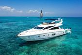 75 ft. 75 Sunseeker Flybridge Boat Rental Miami Image 8