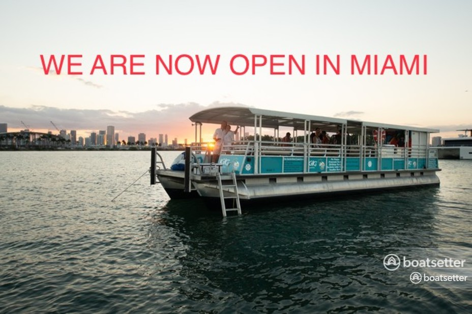 Rent a Other pontoon in Miami, FL near me