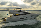 75 ft. 75 Sunseeker Flybridge Boat Rental Miami Image 9