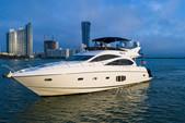 75 ft. 75 Sunseeker Flybridge Boat Rental Miami Image 10