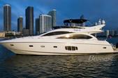 75 ft. 75 Sunseeker Flybridge Boat Rental Miami Image 26