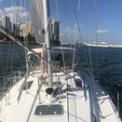 40 ft. Beneteau USA Oceanis 400 Cruiser Racer Boat Rental Miami Image 9