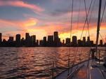 40 ft. Beneteau USA Oceanis 400 Cruiser Racer Boat Rental Miami Image 4