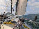 40 ft. Beneteau USA Oceanis 400 Cruiser Racer Boat Rental Miami Image 10