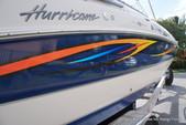 22 ft. Hurricane Boats FD 211 Deck Boat Boat Rental Tampa Image 3