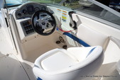 22 ft. Hurricane Boats FD 211 Deck Boat Boat Rental Tampa Image 8