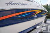 22 ft. Hurricane Boats FD 211 Deck Boat Boat Rental Tampa Image 3