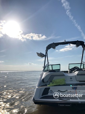 Rent a Yamaha bow rider in Humble, TX near me