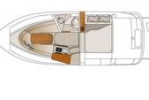 28 ft. Four Winns Boats 268 Vista Cruiser Boat Rental Miami Image 11