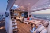 65 ft. NuMarine Flybridge Motor Yacht Boat Rental Miami Image 1