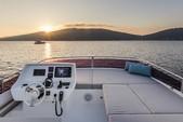65 ft. NuMarine Flybridge Motor Yacht Boat Rental Miami Image 2