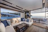 65 ft. NuMarine Flybridge Motor Yacht Boat Rental Miami Image 6