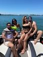 24 ft. Yamaha 242X E-Series  Jet Boat Boat Rental Miami Image 7