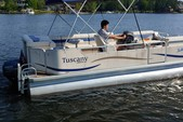 20 ft. sweetwater Pontoon Pontoon Boat Rental Columbia-Lake Murray Image 5