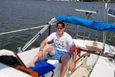 27 ft. Catalina 27 Sloop Boat Rental Washington DC Image 4