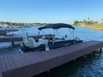 23 ft. Premier Marine 231 Cast-A-Way RE 2-Tube Pontoon Boat Rental N Texas Gulf Coast Image 16