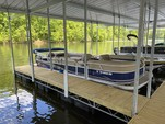 26 ft. Sun Tracker by Tracker Marine Party Barge 24 DLX w/115ELPT 4-S Pontoon Boat Rental Rest of Southeast Image 9
