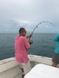 37 ft. Topaz Boats 37' Offshore Sport Fishing Boat Rental Tampa Image 4
