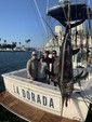35 ft. Bertram Yacht 35 Convertible Flybridge Boat Rental Los Angeles Image 3