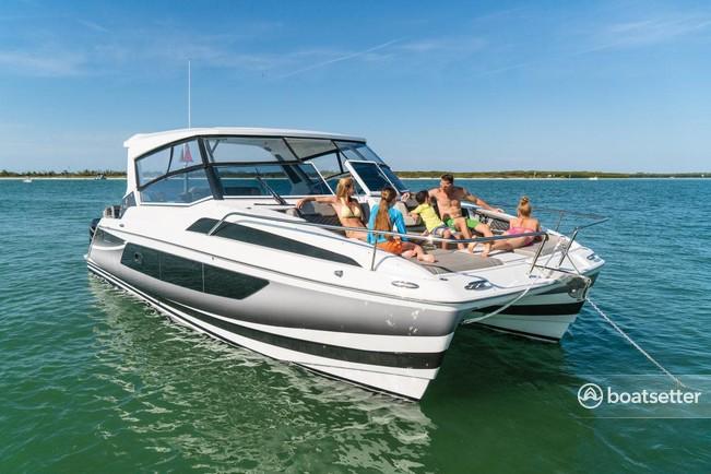 Rent a Aquila  catamaran in Palm Harbor, FL near me