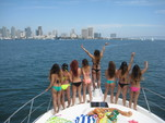 42 ft. Carver Yachts 4207 Aft Cabin MY Motor Yacht Boat Rental San Diego Image 10