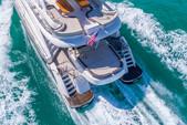 62 ft. Powercat 62 Catamaran Boat Rental Miami Image 3
