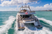 62 ft. Powercat 62 Catamaran Boat Rental Miami Image 9