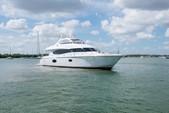 84 ft. Lazzara Marine 84' Motor Yacht Boat Rental Miami Image 5