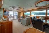 84 ft. Lazzara Marine 84' Motor Yacht Boat Rental Miami Image 8