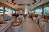 84 ft. Lazzara Marine 84' Motor Yacht Boat Rental Miami Image 9